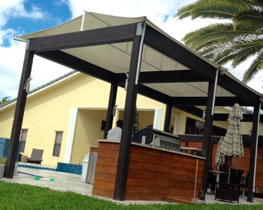 Electric awnings Fort Lauderdale