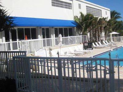 Awnings Miami, Retractable awnings Miami